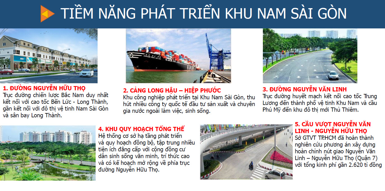 Nine-South-Tiem Nang Phat Trien Khu Nam Sai Gon