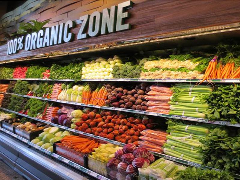 Green star sky garden - organic - thực phẩm hữu cơ